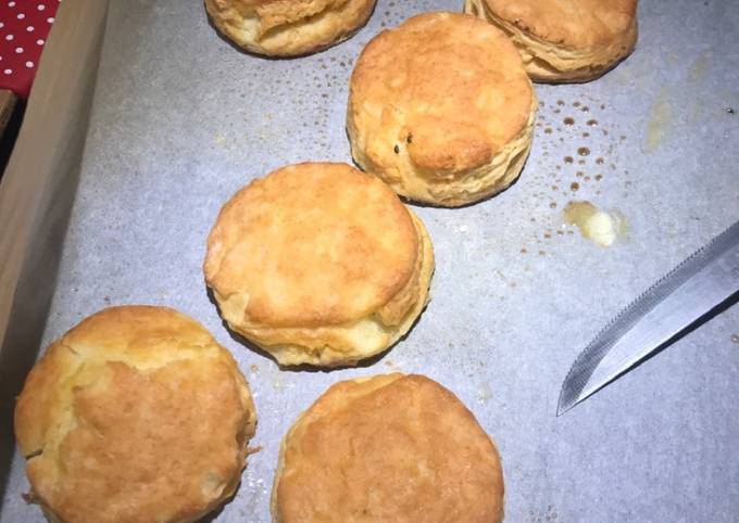 Easiest Way to Cook Yummy Popeye's Biscuits