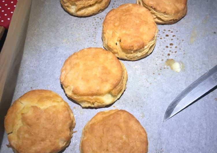 How to Make Speedy Popeye's Biscuits