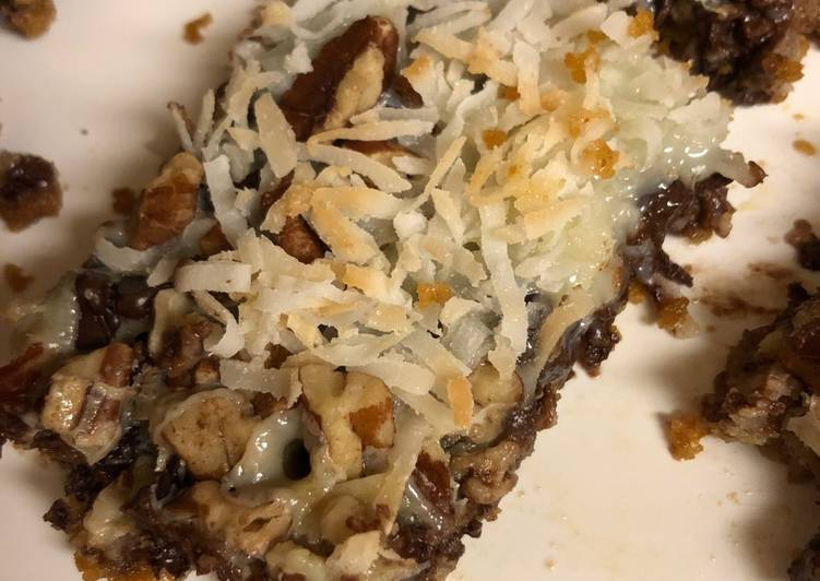 Step-by-Step Guide to Prepare Homemade Magic Cookie Bars
