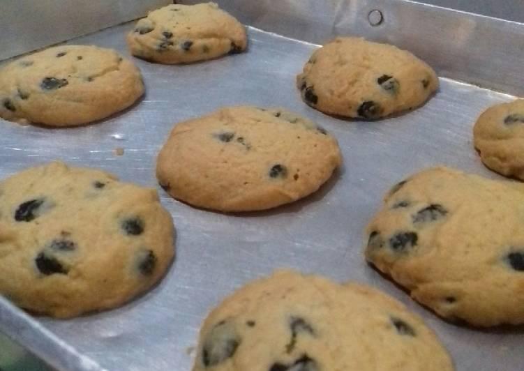 Vanilla Chocochips Cookies Ruenyaaahhh