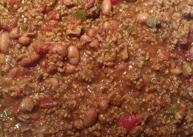 My Homemade Chili, Helping Your To Be Healthy And Strong with Food