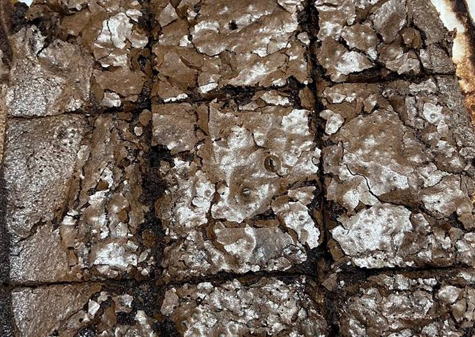 Fudge brownie