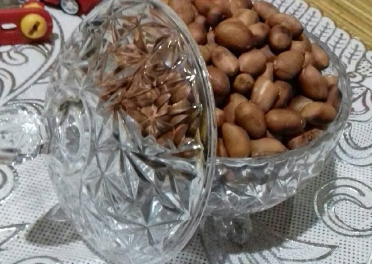 Kacang Randang (praktis,ekonomis n ngirit) (khas minang).