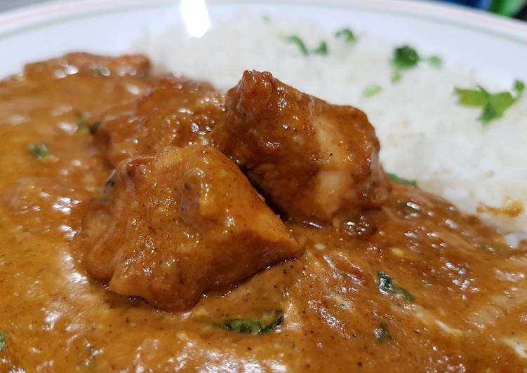Steps to Make Perfect Student Meal: Butter Chicken - Murgh Makhani (simplified)