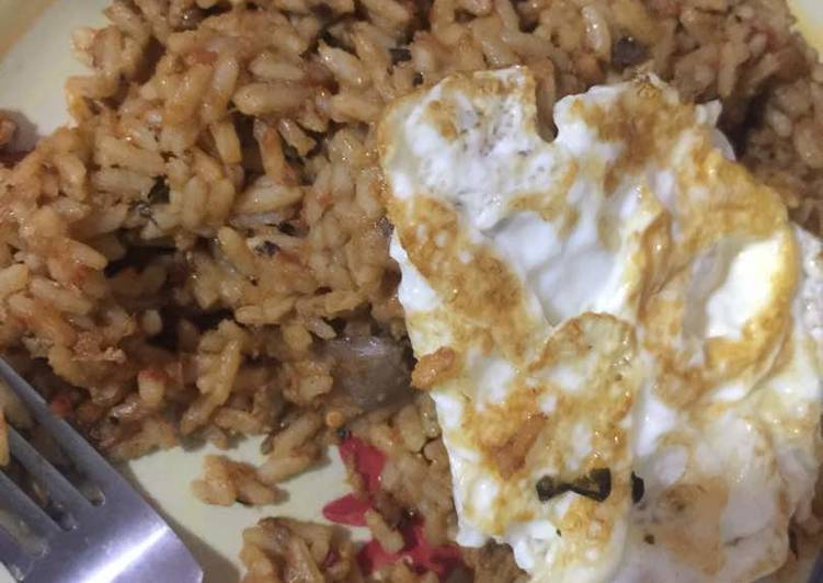 Quick Jollof Rice