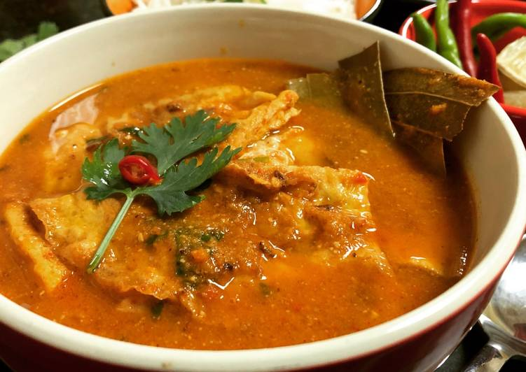 Recipe of Super Quick Homemade Omelette Curry
