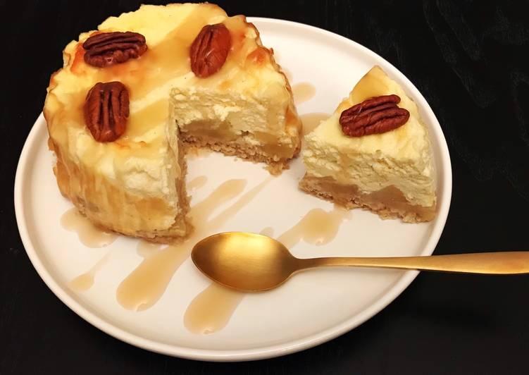Cheesecake du matin