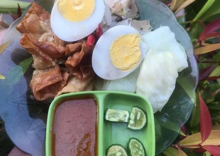 Resep Siomay Bandung homemade Lezat