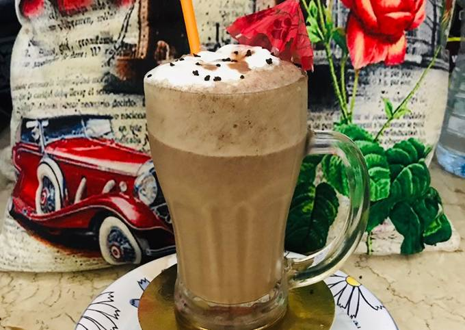 How to Prepare Appetizing Cold coffee