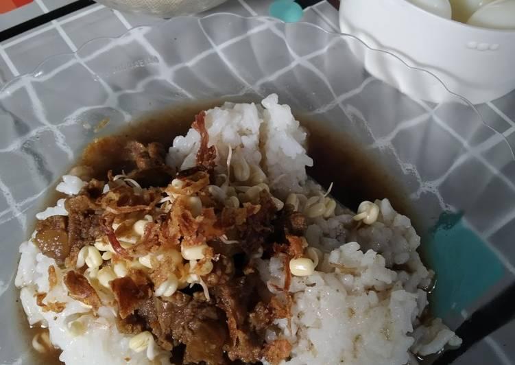 Rawon Daging Iga