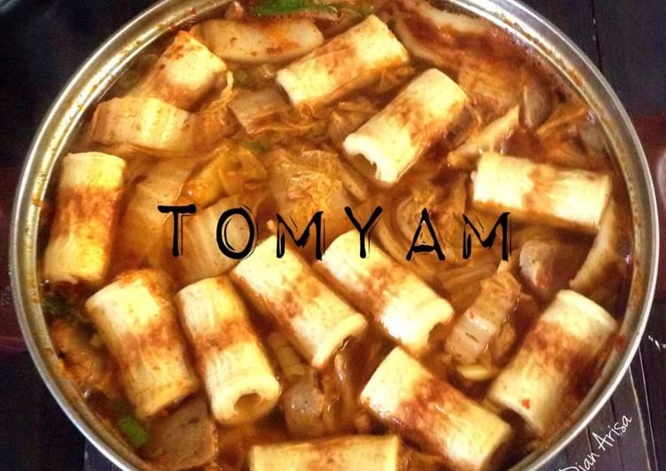Tom Yam Rumahan