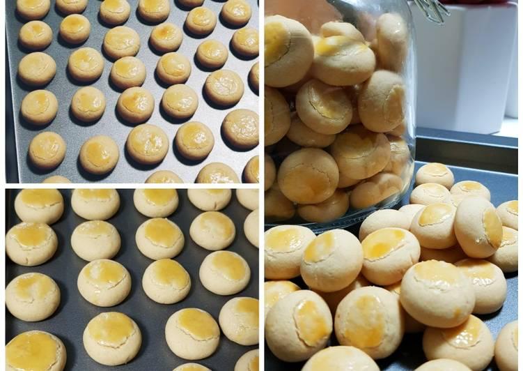 Easiest Way to Prepare Quick Peanut butter cookies