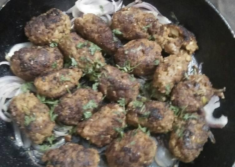 Simple Way to Make Favorite Gola kabab