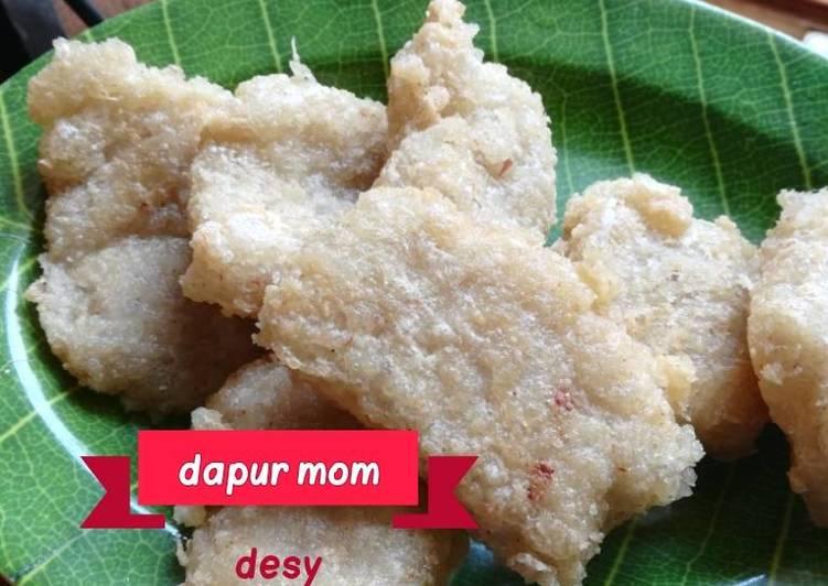 Resep Gemblong Goreng Oleh Desy Widiyasari Cookpad