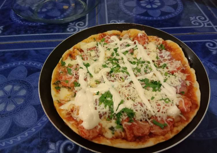 Pizza Home Made Bumil / Busui