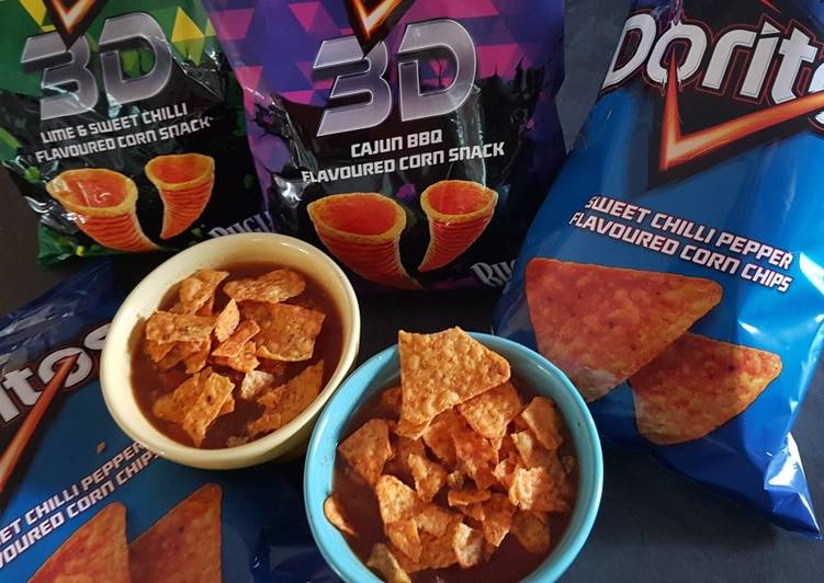 Recipe of Ultimate Dorito Soup