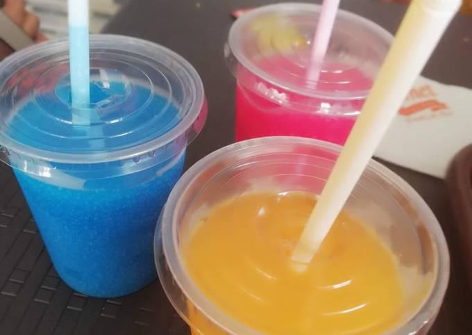 Tri juices