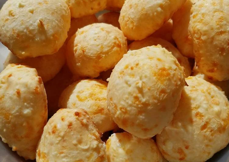 30 Minute Easiest Way to Make Any Night Of The Week Brazilian Cheese Bread (Pao de Quiejo) My Way