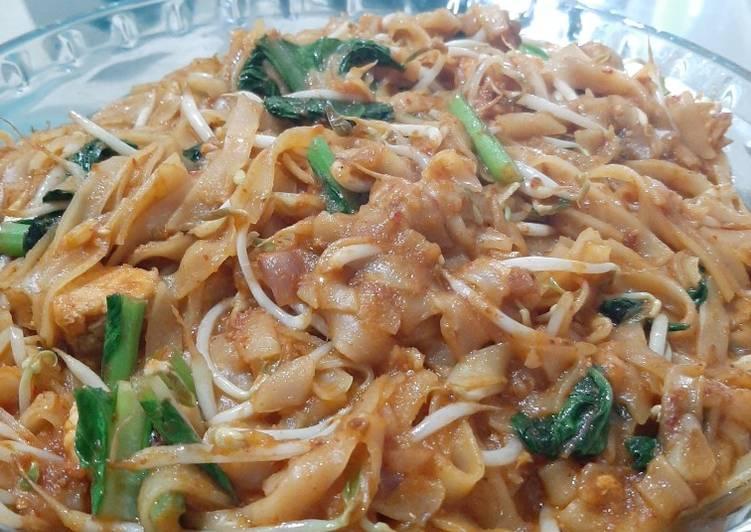 Resep Kwetiaw Goreng, Sempurna