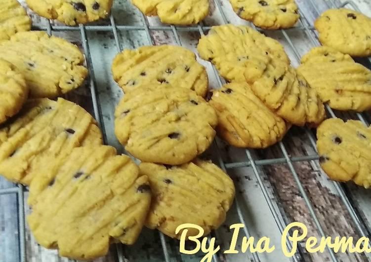 Vanila Cookies Ala Goodtime