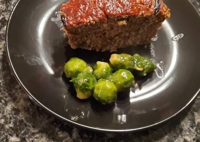 Easiest Way to Prepare Appetizing KETO – Meatloaf