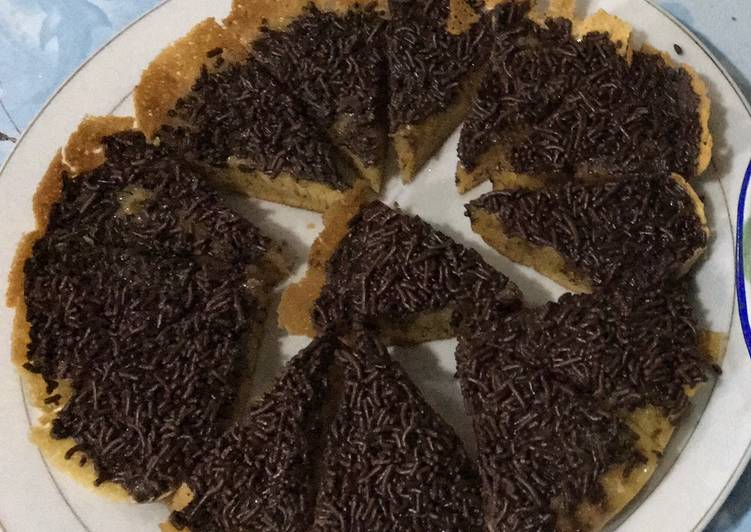 Martabak Coklat Teflon