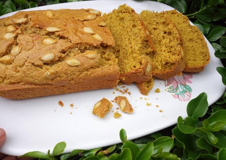 Simple Pumpkin Loaf/Cake