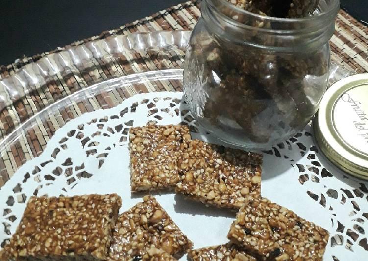 Resep Teng Teng Kacang Wijen Oleh Priska Koes Cookpad