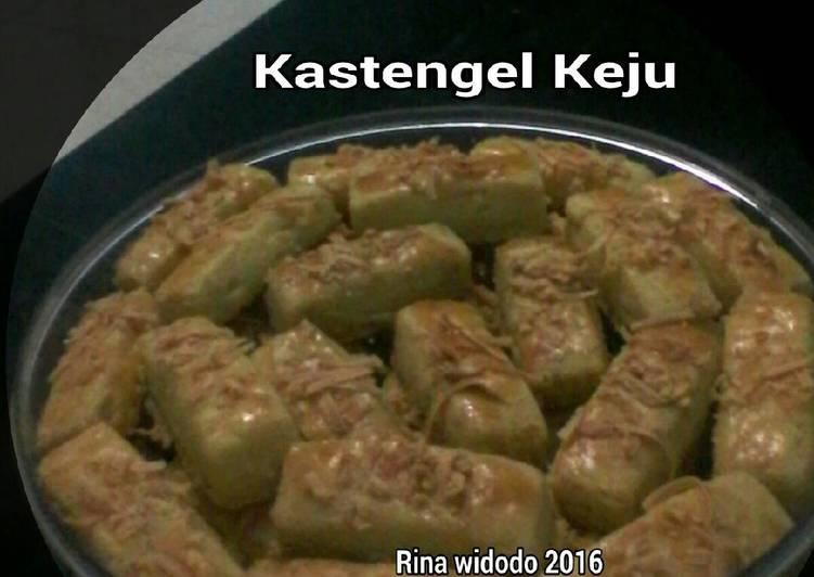 Resep Kastengel Ngeju Gurih Anti Gagal Kreasi Masakan