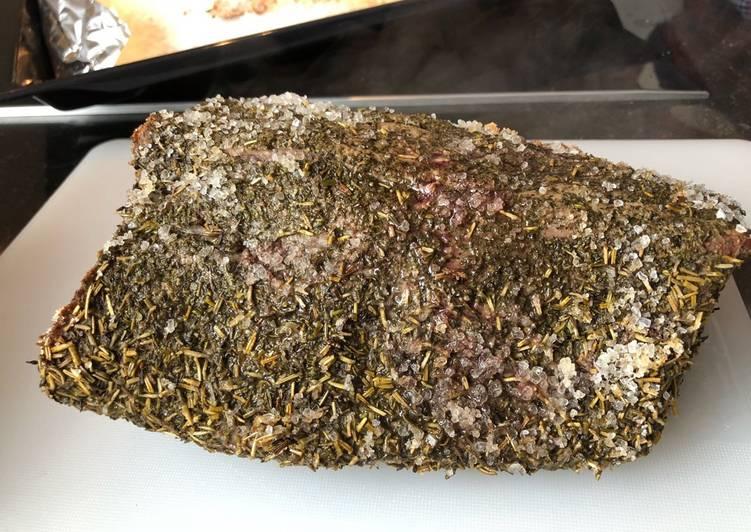 Ricetta Roast-beef al sale