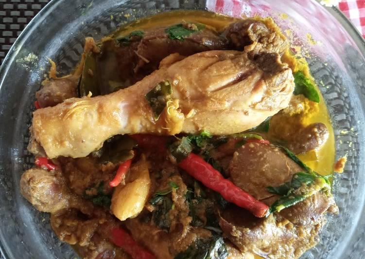 Resep Ayam rica rica manado Yang Sempurna