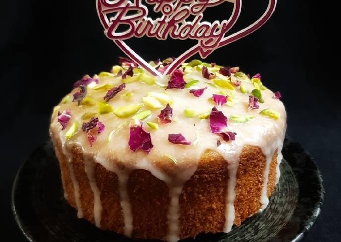 Vanilla and Lemon cake