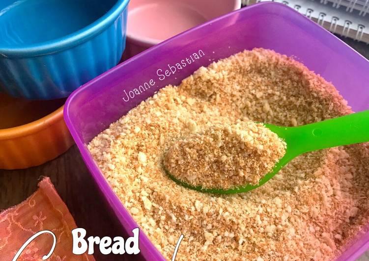 Resep Bread Crumbs Oleh Joanne Sebastian Cookpad