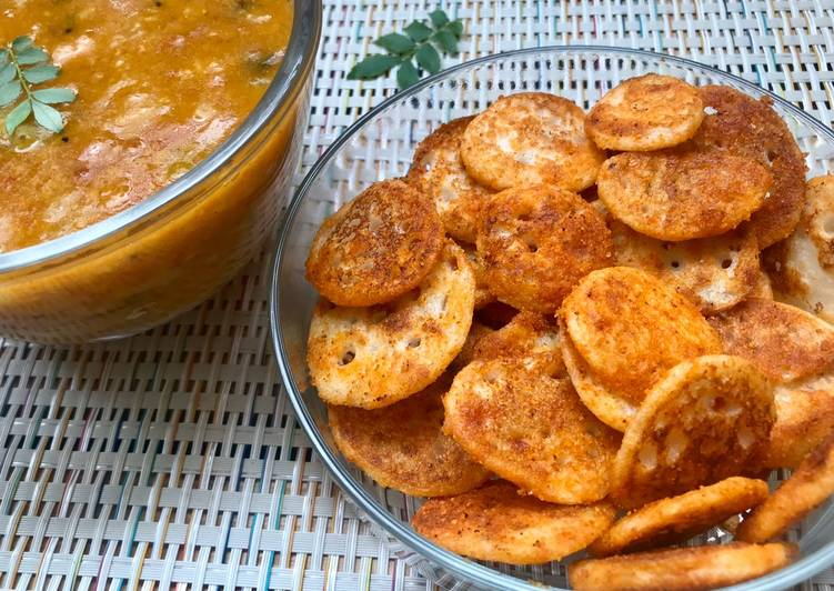 Simple Way to Make Favorite Baby Dosa Cereal
