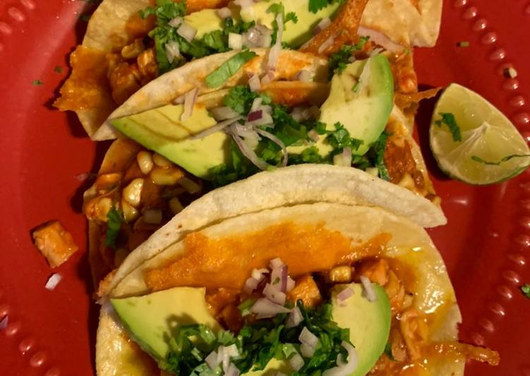 How to Prepare Yummy Tacos encostrados a mi estilo