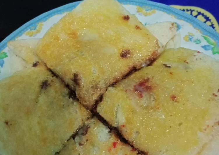Roti Panggang Ala Ala