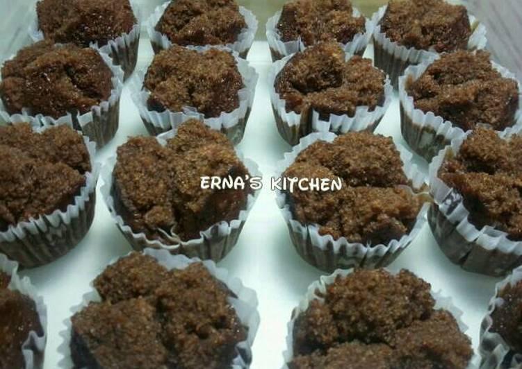 8 Resep: Bolu Coklat Kopi Kukus Mekar Kekinian