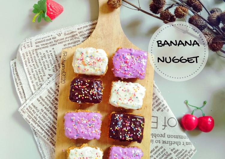 Resep Banana Nugget yang Menggugah Selera