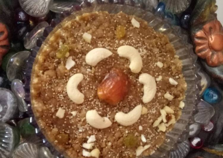 Foods That Can Make You Happy Kachariyu pak(Gujarat's winter sweet)