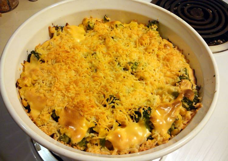 Recipe: Tasty Broccoli Shepherds Pie