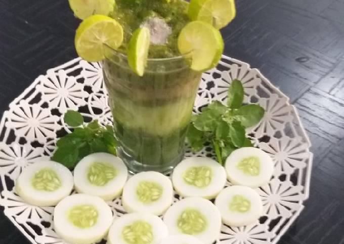 Nutritious Green juice