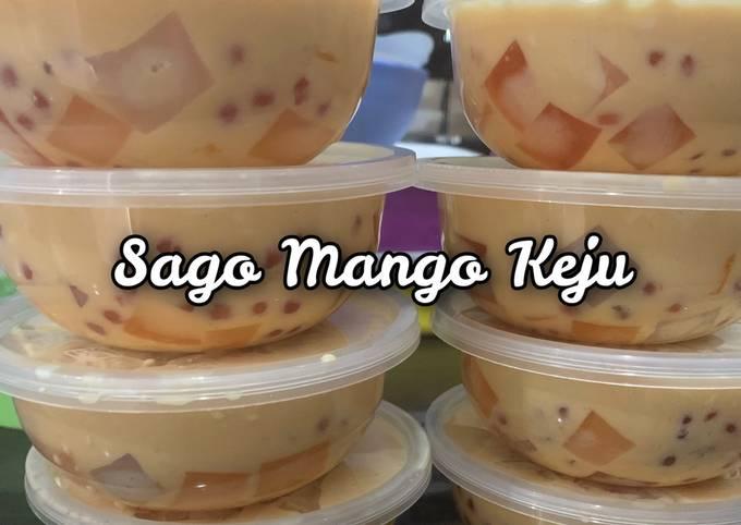 Sago Mango Keju – Ide Jualan Mudah dan Murah