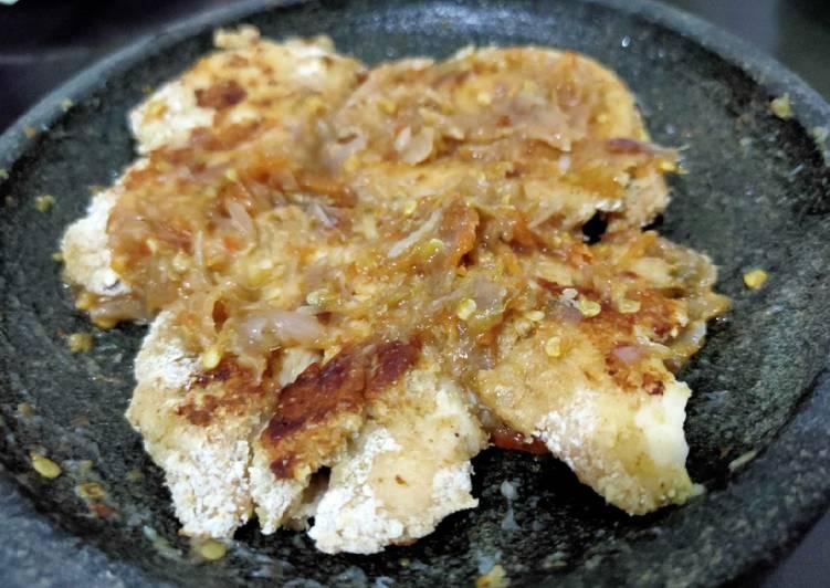 Ayam Geprek Sehat#Diet #RendahKalori