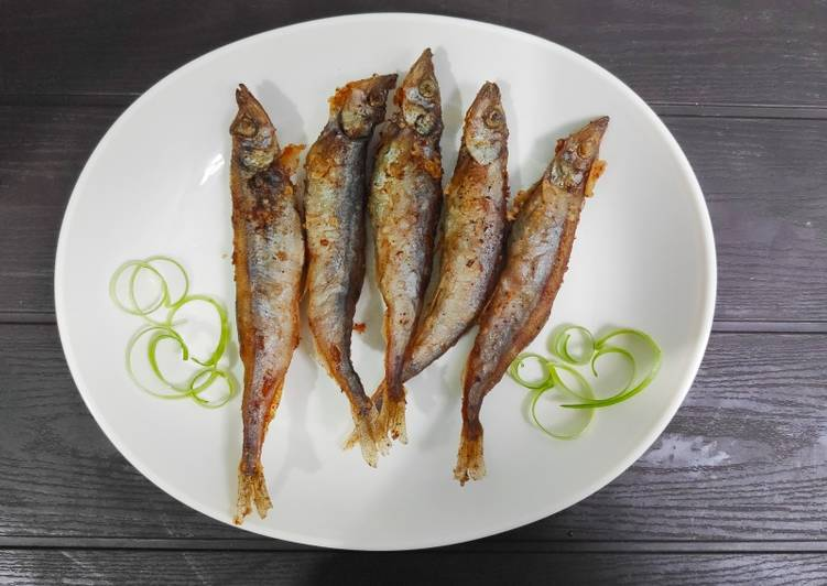 Shisamo fish / Capelin