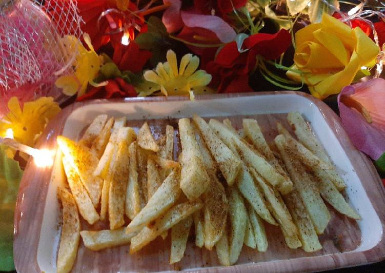 Simple Way to Make Top-Rated French fries