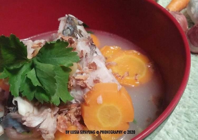 Sup Ikan Gabus