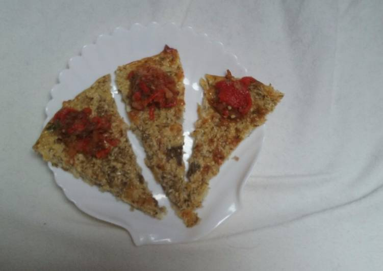 Comment faire Cuire Parfait Pizza chou-fleur