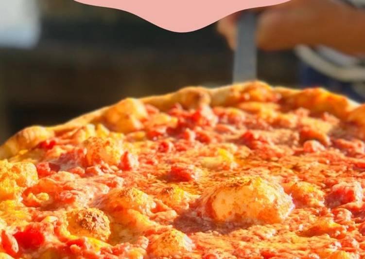 Recipe of Quick Homemade pizza