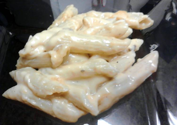 Easy mac n cheese!