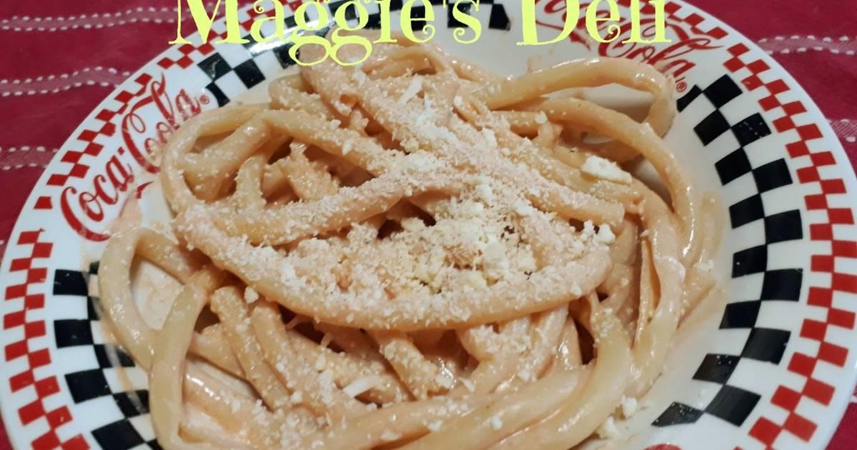 Macarrones Con Crema 96 Recetas Caseras Cookpad